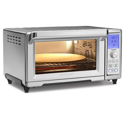 TOB-260N 1875-watts Chef's Toaster Convection Oven, Silver