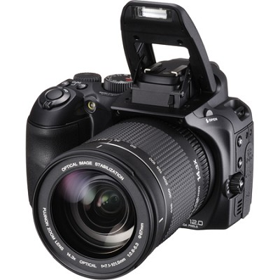 FinePix S200EXR Digital Camera