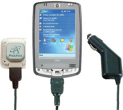 Pocket GPS Navigator - Open Box