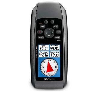 GPSMAP 78S 2.6-Inch Marine GPS Navigator and World Wide Chartplotter
