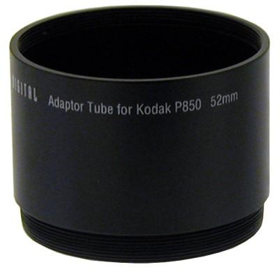 Lens Barrel Adapter for  P850 / P712 - 52mm