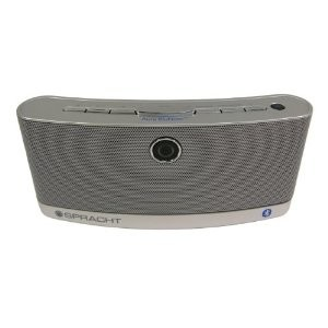 WS-4010 Aura BluNote Portable Wireless Speaker System with Bluetooth