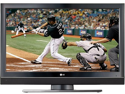32LC7D- 32` High-definition LCD TV - OPEN BOX
