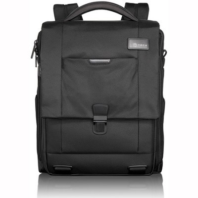 T-Tech By Tumi Network Convertible Laptop Brief Pack (58689)(Black)