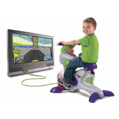Smartcycle Plug and Play Interactive Vehicle