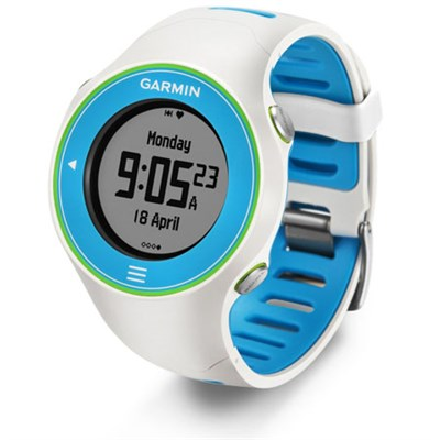 Forerunner 610 Touchscreen GPS Watch Factory Refurbished 1 Year Warranty