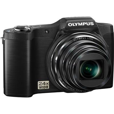 SZ-12 14MP Ultra Zoom Digital Camera with 24x Optical Zoom w/ 3` LCD (Black)