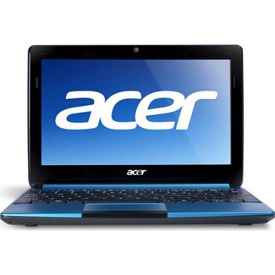 Aspire One AOD257-1644 10.1` Netbook PC (Aqua) - Intel Atom Proc Dual-Core N570