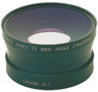 .8X Wide-Angle Converter for XL1 Camcorder (Bayonet Mount) - OPEN BOX