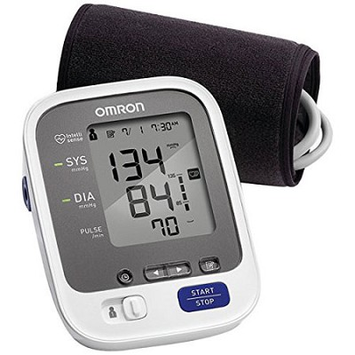 BP761 7 Series Upper Arm Blood Pressure Monitor Plus Bluetooth Smart
