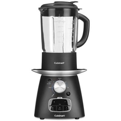 Cuisinart SBC-1000 Blend and Cook Soup Maker - Black - Manufacturer Refurbished