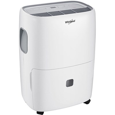 Energy Star 30-Pint Dehumidifier in White - WHAD303AW