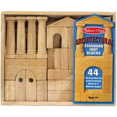 Architectural Standard Unit Blocks