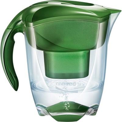 Elemaris XL Water Filtration Pitcher - Sage Green