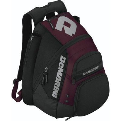 VooDoo Paradox Backpack - Black/Maroon