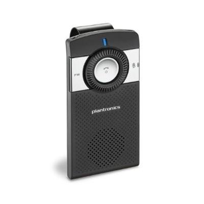 K100 In Car Speakerphone - Bluetooth, 2 Noise Reducing Microphones