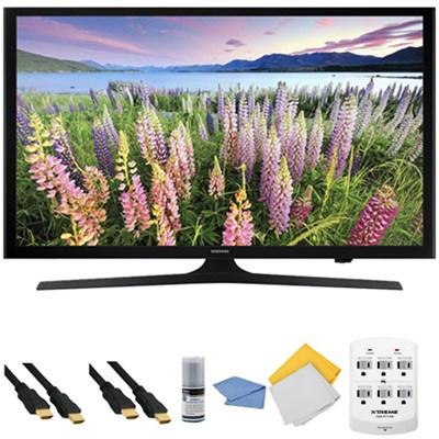 UN50J5200 - 50-Inch Full HD 1080p LED HDTV + Hookup Kit