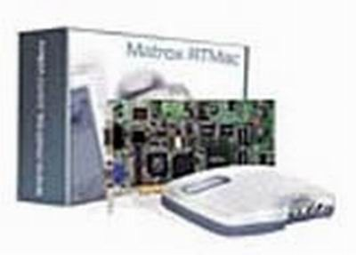 RTMac RealTime Editing Platform For Apple's Power Mac G4