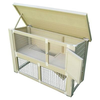 Eco-Concepts Columbia Rabbit Hutch - ERH303