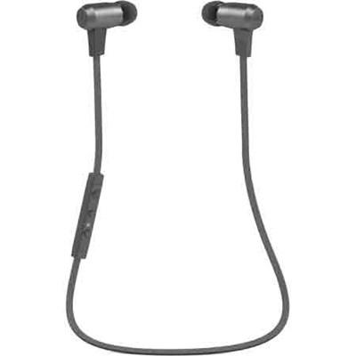 Superior Sounding Wireless Bluetooth Earphones with aptX, AAC - Grey - OPEN BOX