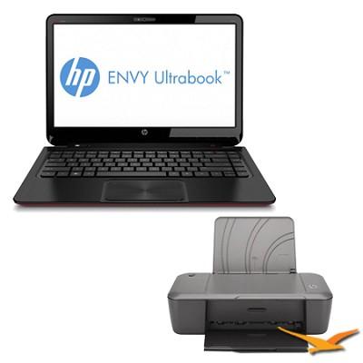 ENVY 14.0` 4-1038nr Ultrabook PC - Intel Core i5-3317U 1.70 GHz - Printer Bundle