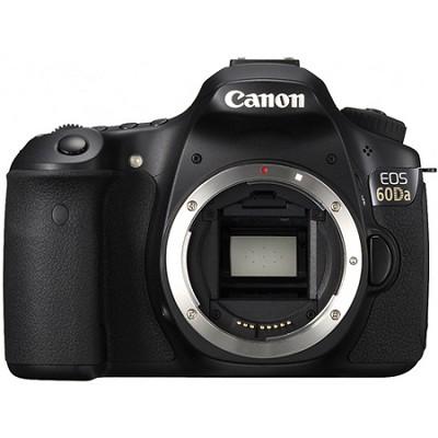 EOS 60Da 18 MP Astrophotograpy SLR Camera w/ 3.0-Inch Vari-Angle LCD (Body Only)