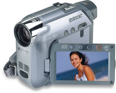 Handycam DCR-HC42E Mini DV PAL Camcorder For International Use - OPEN BOX