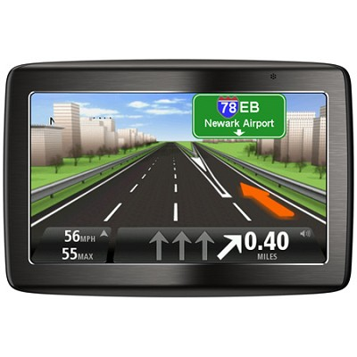VIA 1435TM 4.3` GPS Navigator with Lifetime Traffic & Map Updates