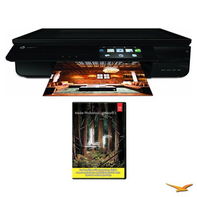 Envy 120 e-All-In-One Printer with Photoshop Lightroom 5 MAC/PC