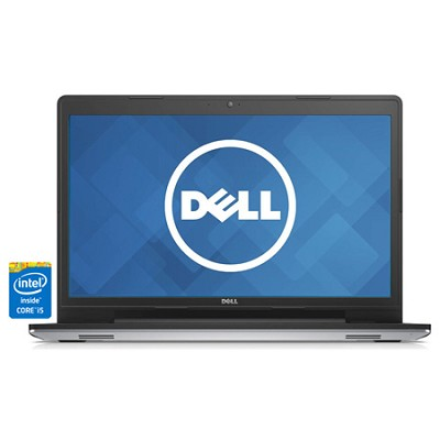 Inspiron 17 17.3` Touch HD i5748-7143sLV Notebook PC - Intel Core i5-4210U Proc.