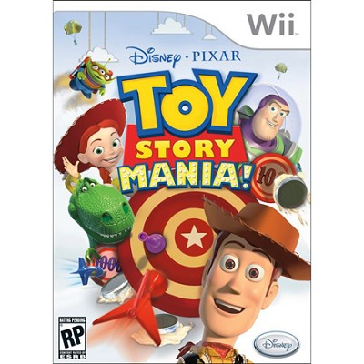 Toy Story Mania! for Nintendo Wii