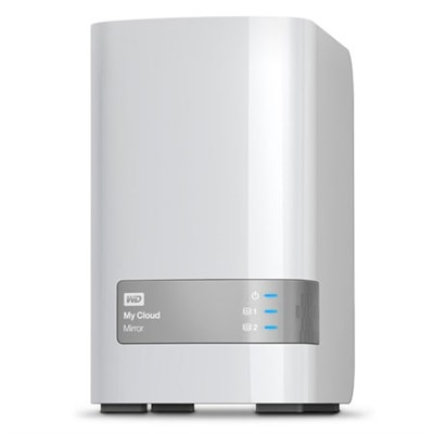 6TB WD My Cloud Mirror Personal Cloud Storage - OPEN BOX