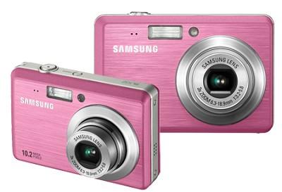 SL102 10MP 2.5` LCD Digital Camera (Pink)