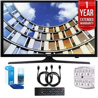 UN40M5300AFXZA Flat 40` LED 1920x1080p Smart TV (2017) w/ Extended Warranty Kit