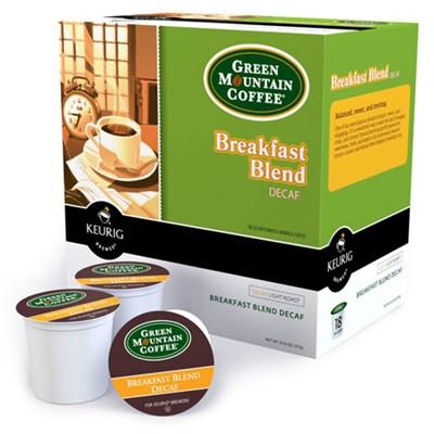 Green Mountain Coffee - Breakfast Blend Decaf