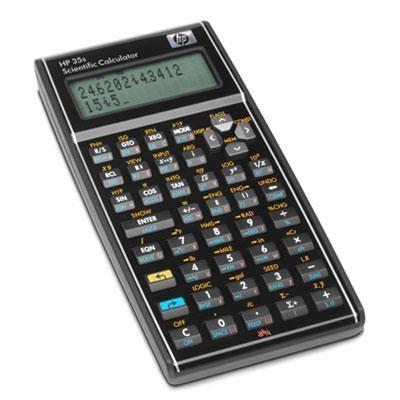 Pro Scientific Calc w HP Solve