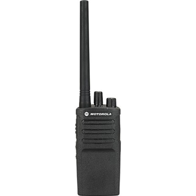 RMV2080 On-Site 8 Channel VHF Two-Way Business Radio with NOAA - Black