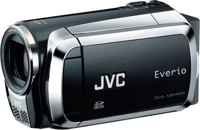 Everio GZ-MS130 16GB Dual Flash Camcorder (Black)