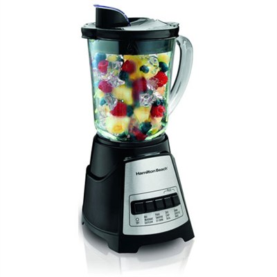 Power Elite Multi-Function Blender - 58148 Black
