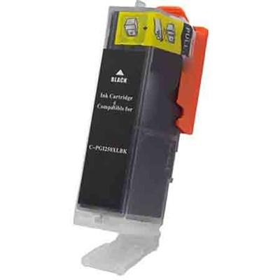 MPI Compatible Canon PGI-250XLBK Inkjet- Black
