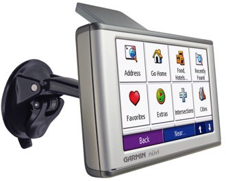 nuvi 670 Personal Travel Assistant