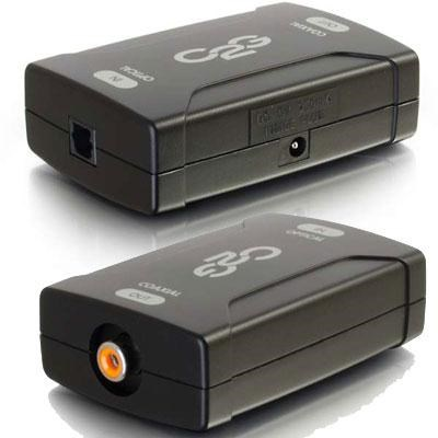 Optical Coax Audio Converter