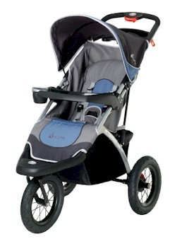 Suburban Swivel Wheel Jogging Stroller