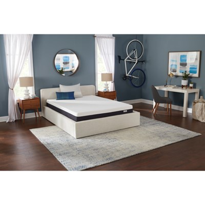 Beautysleep 10` King Memory Foam Mattress-In-A-Box