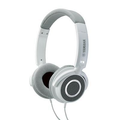 Stereo On Ear Hdphones White