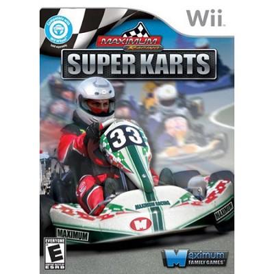 Maximum Racing: Super Karts for Nintendo Wii