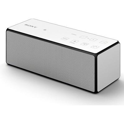 SRS-X3/WHT Portable Bluetooth Speaker (White)
