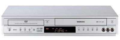 SD-V592 - Combination DVD/VCR Player w/ HDMI Up Conv. and Progressive Scan