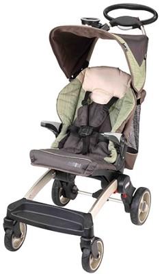 Cielo Evolution Stroller (Mint Java)
