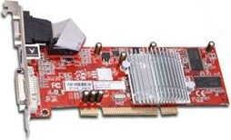 ATI RADEON 7000 64MB DDR PCI VGA DVI TV-OUT